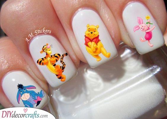 Winnie the Pooh - Unique and Fun