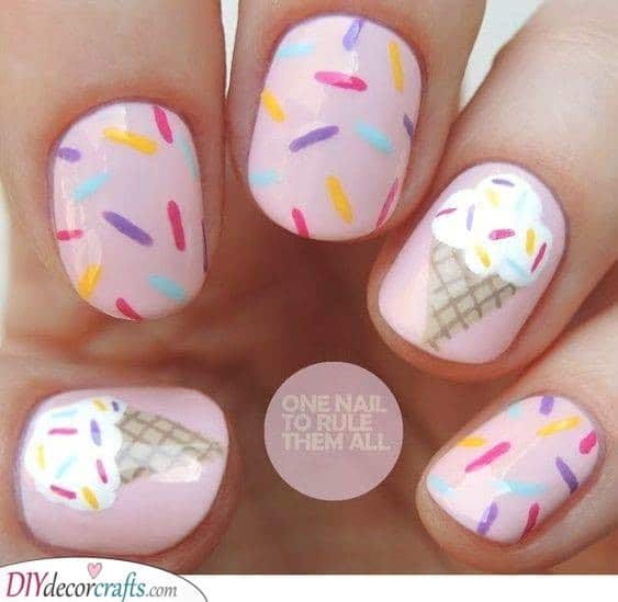 Cute Nails For Kids 25 Of The Best Nail Ideas For Children
