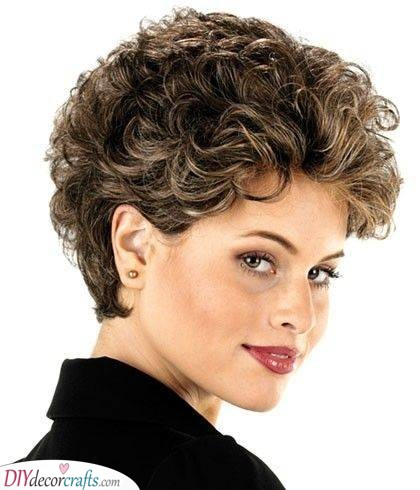 Modern and Stylish - Curls for Days