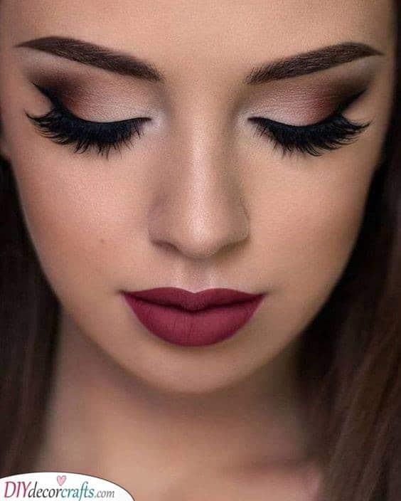 Bold and Beautiful - Smokey Eye Makeup Ideas