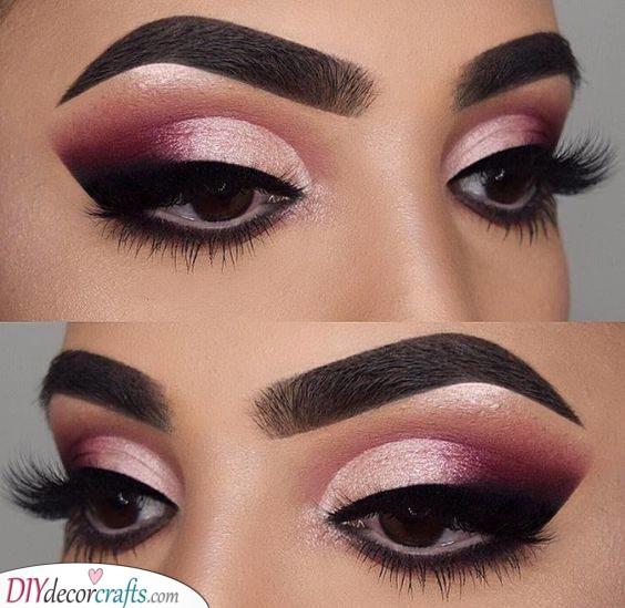 A Sensational Look - Pretty in Pink