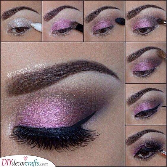 Pink and Purple - A Fantastic Combination