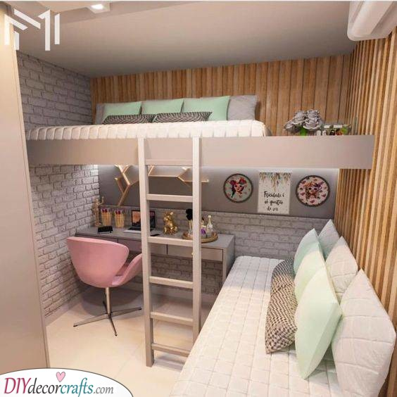 A Top Bunk - Give Yourself More Room