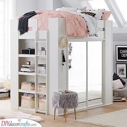 An Amazing Bed - Beautiful and Practical