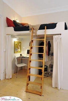 Make Your Room Larger - A Bunk Bed