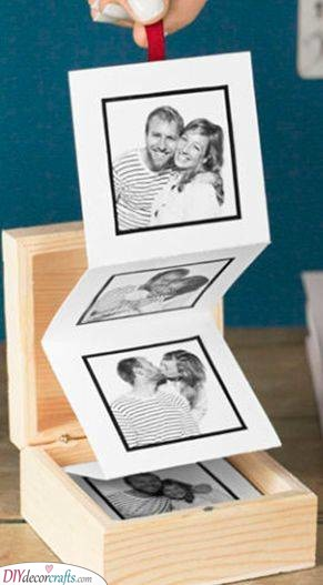 A Box of Photos - Personal and Romantic