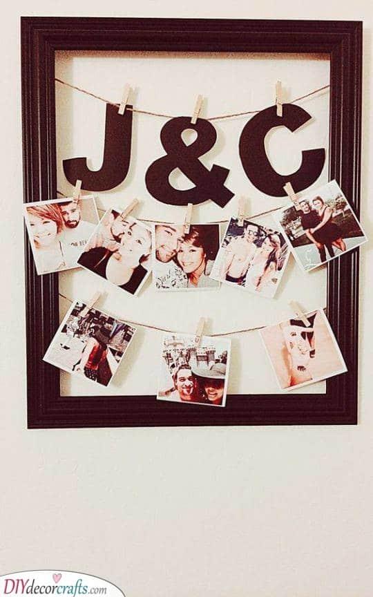 Plenty of Polaroids - Birthday Gift Ideas for Boyfriend