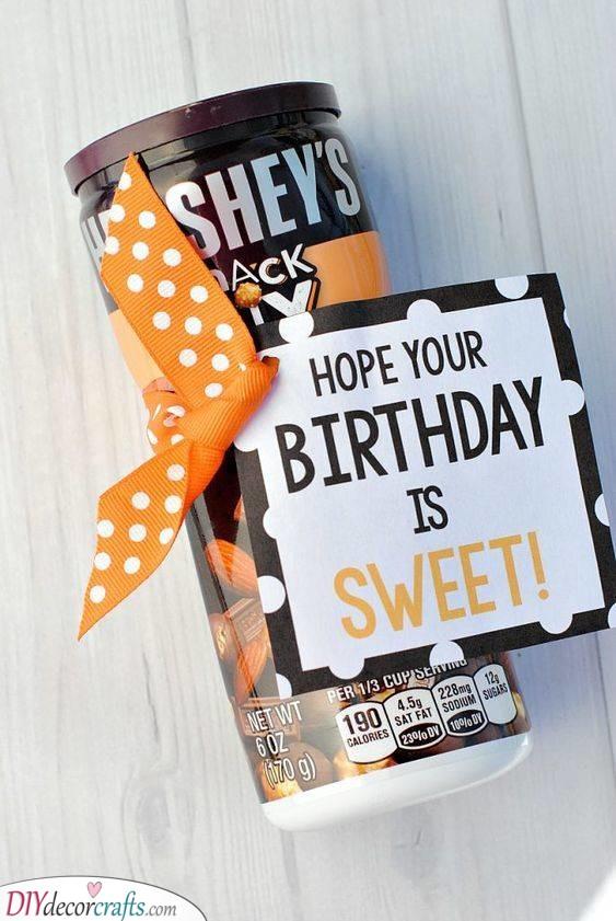 A Sweet Birthday - Creative Birthday Gifts for Boyfriend
