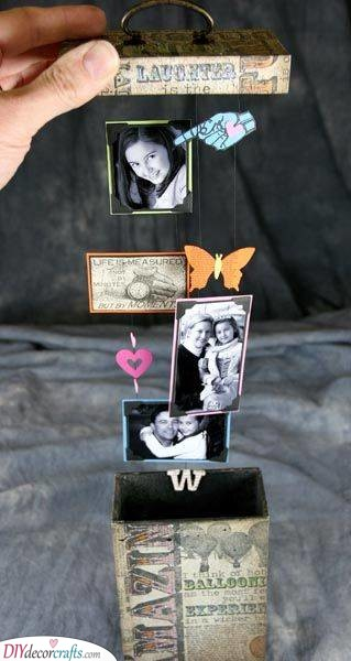 A Box of Photos - Beautiful Birthday Gifts