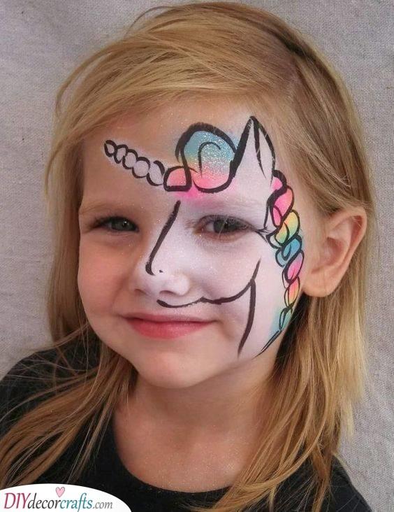 Rainbow Unicorn - A True Classic
