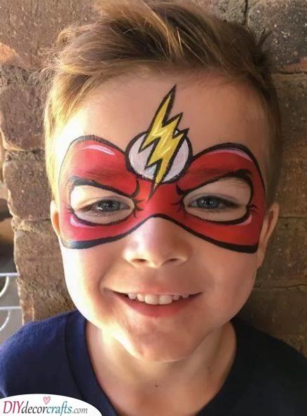 The Flash - Another Superhero Idea