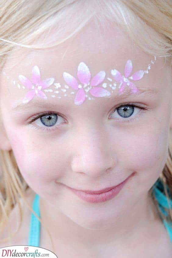 Blossoming Beauty - Face Painting for Parties