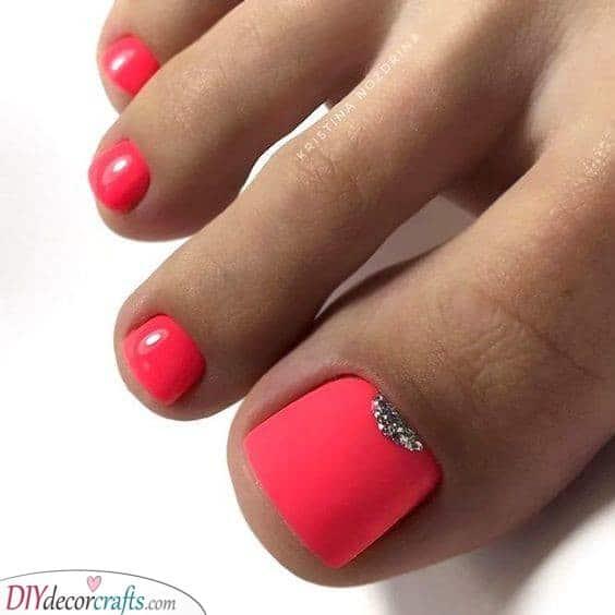 Hot Pink - Fun and Glamorous