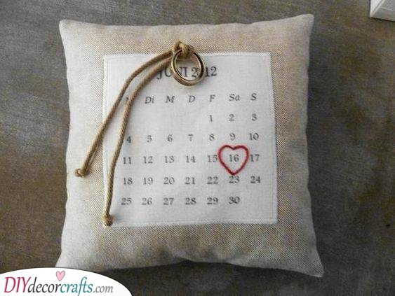 Save the Date - Lovely Idea