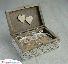 A Rustic Box - For Rustic Weddings