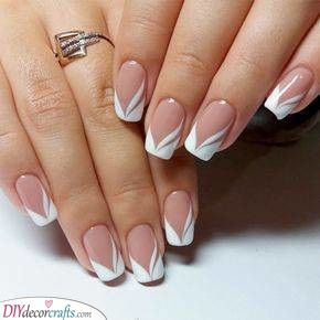 Modernize the Classic - A Manicure With a Twist