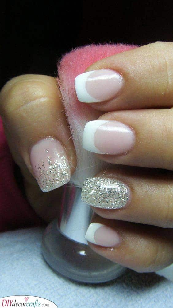 Girly and Glittery - Get the Best Nails