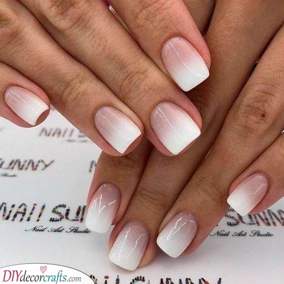 A Beautiful Ombre - Simple Yet Gorgeous