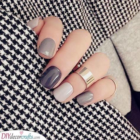 Shades of Grey - Modern Simplicity