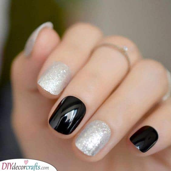 Black and Silver - A New Look