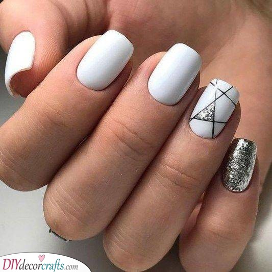Abstract Art - A Modern Take on Nails