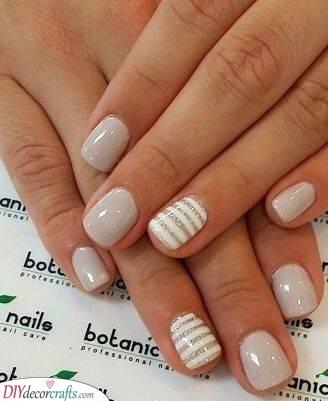 nail designs for short nails  35 beautiful nail art ideas