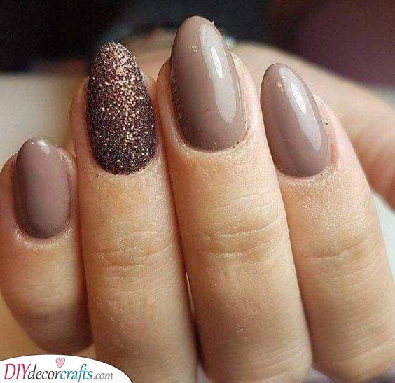 Brown and Bronze - Perfect for Summer