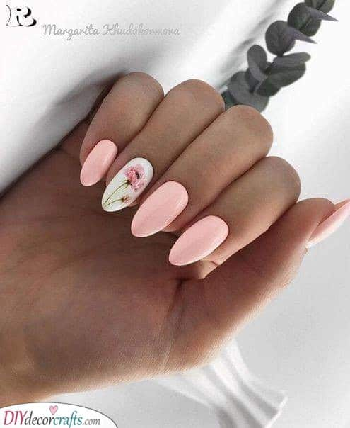 Pretty in Pink - Floral and Gorgeous