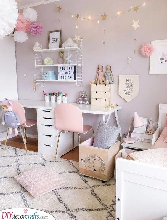 Magical and Gorgeous - Children Room Ideas
