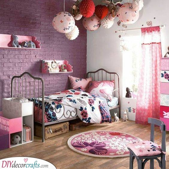Children Room Ideas 40 Little Girl Bedroom Ideas For Small Rooms,Diy Wood Plank Kitchen Countertops