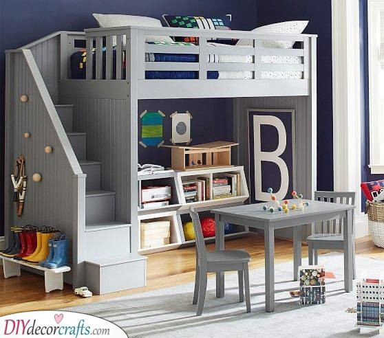 Classic and Elegant - Great Ideas for Kids Rooms