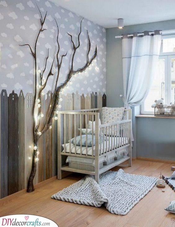 A Vintage Vibe - Beautiful Kids Room Designs