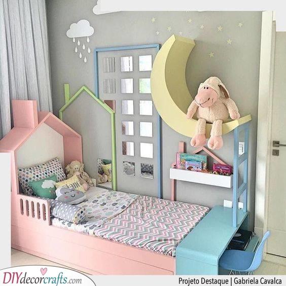 Stylish and Modern - Children Room Ideas