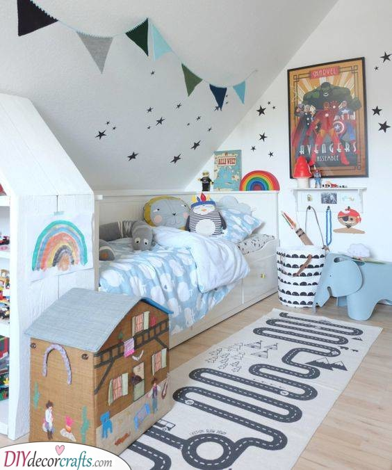 An Array of Everything - Children Room Ideas