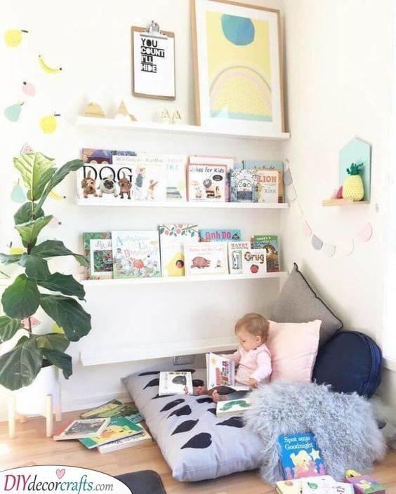 A Theme of Fruit - Adorable Children Room Ideas