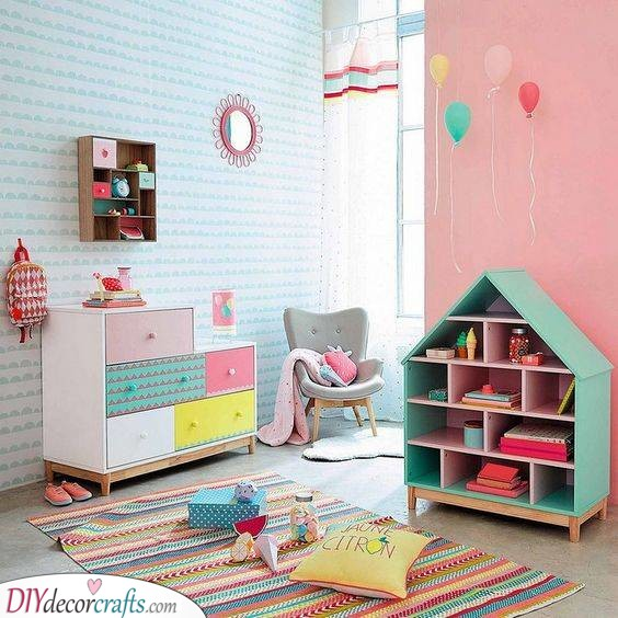 Children Room Ideas 40 Little Girl Bedroom Ideas For Small Rooms,Disney World Souvenirs Prices