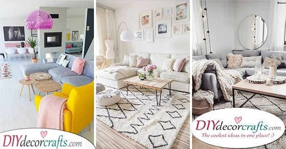 25 APARTMENT LIVING ROOM IDEAS - Designing Your Living Room Stylishly