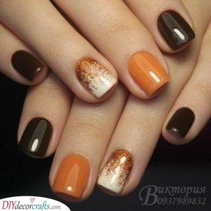 Golden and Brown - Shades of the Season