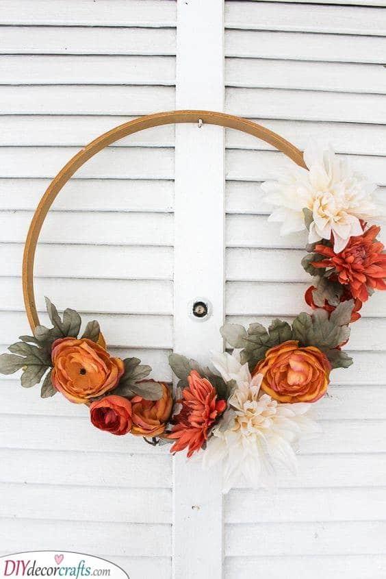 Simple and Modern - Assortment of Seasonal Flowers