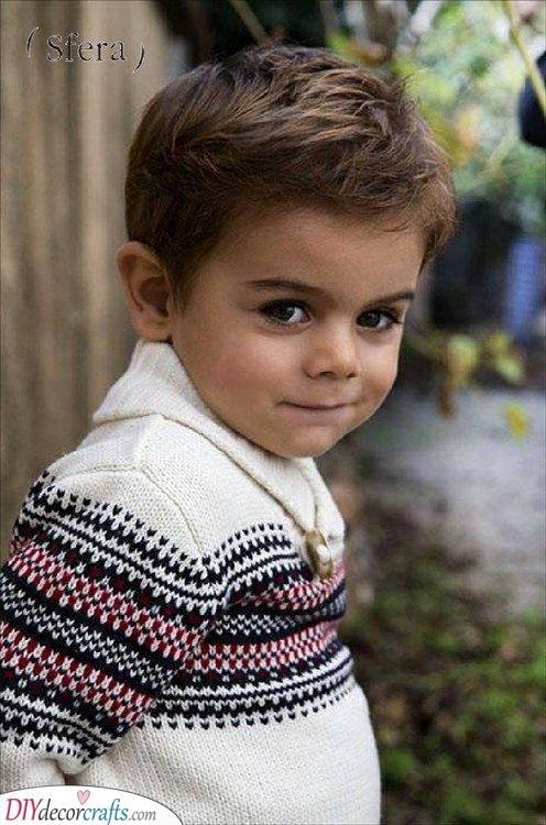 Short and Cute - Great Haircuts for Little Boys