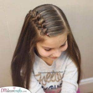 A Beautiful Braid - Little Girl Hairstyles