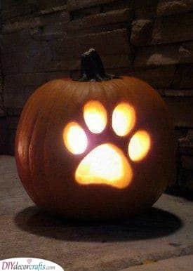 A Paw Print - For Animal Lovers