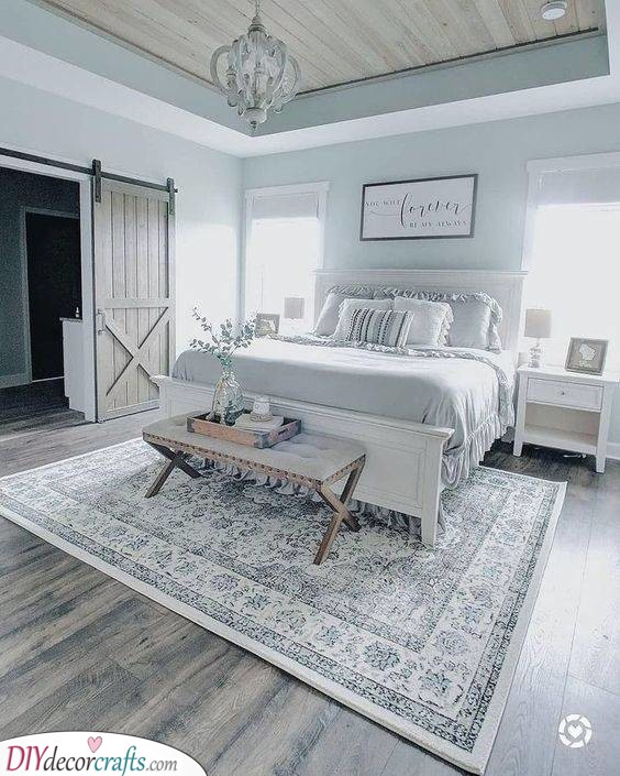 Farmhouse Vibes - Lovely and Rustic