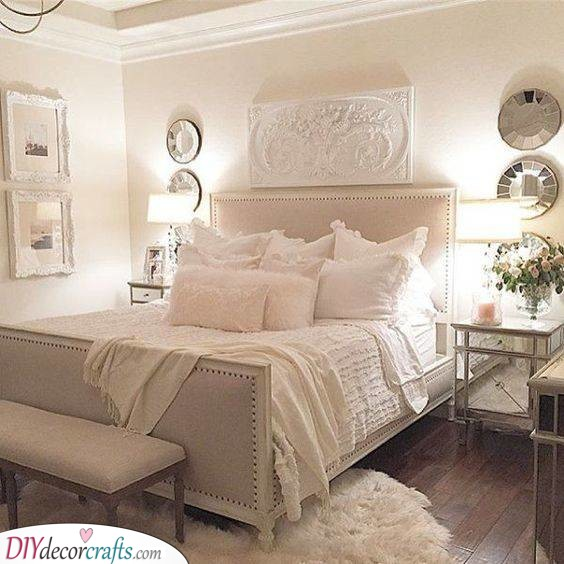 A Romantic View - Antique Looking Furniture