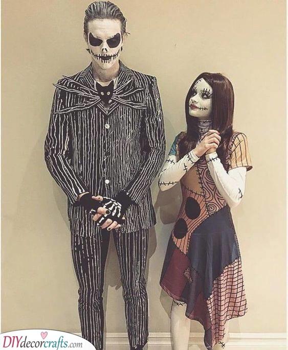 The Nightmare Before Christmas - Best Halloween Costumes