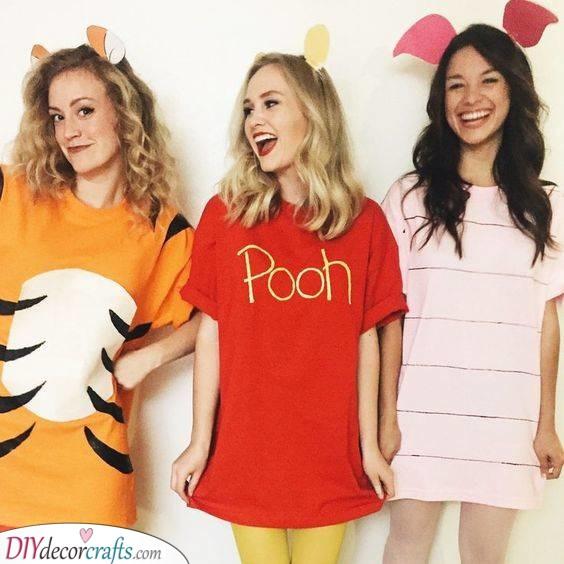 Winnie the Pooh - Cute and Fun