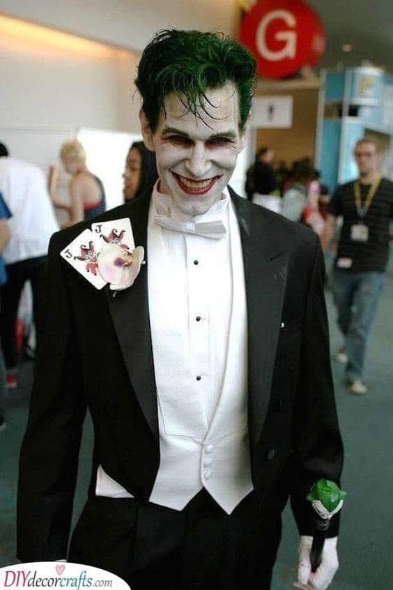 The Joker - A Unique Villain