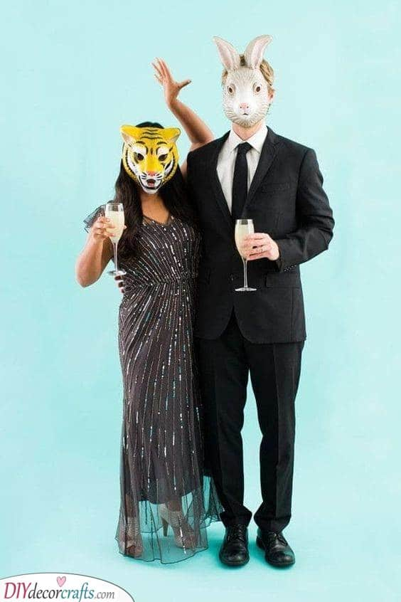 Elegance with a Twist - Carnival of Animals