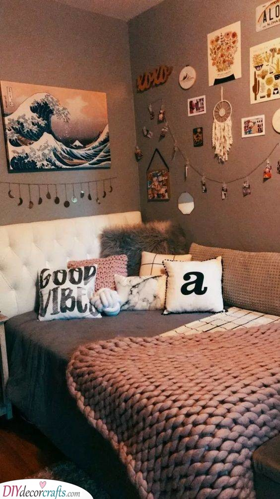 Eclectic and Bohemian - Creating a Unique Vibe