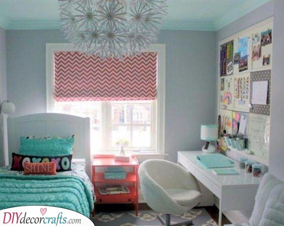 Find a Place for Everything - Great Ideas for Small Rooms